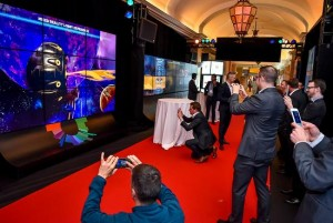 Cinionic and AMD collaborate on interactive augmented reality lobby experiences