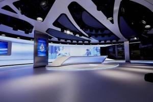 Robe LED Wash 800 SW im Al Jazeera Studio London