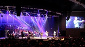 Morris selects Clay Paky fixtures for technical renovation at Community Bible Church