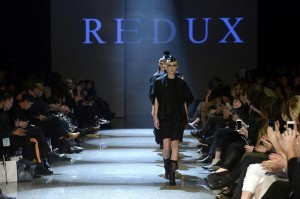Robe BMFLs on the Runway at New Zealand Fashion Week
