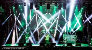 Clay Paky illuminates Rock the Lahn Festival