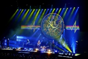 "New Elation lighting for Brit Floyd ""Space and Time Continuum"" tour"
