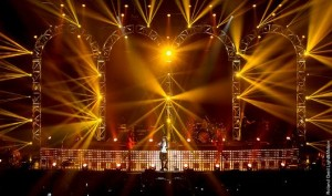 Gianna Nannini tourt mit Material von MA Lighting