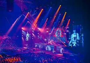 Scorpions: 50th Anniversary World Tour