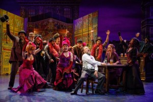 "TiMax spatial sound design for Broadway's ""My Fair Lady"""