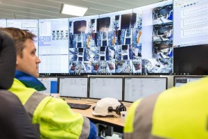 Matrox-powered control room video wall installed at bioproduct mill in Finland