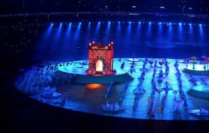 WI involved in European Games' ceremonies