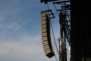 Martin Audio WPL's season-long deployment in Russian eco park