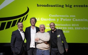 Al Gurdon's and Peter Canning's Masterclass
