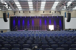 Queen Ethelburga's College opts for sound reinforcement system from Electro-Voice
