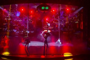 HSL supplies lights to 'War of the Worlds'