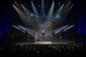 Robe MiniPointes selected for Andres Cepeda's Bogota shows