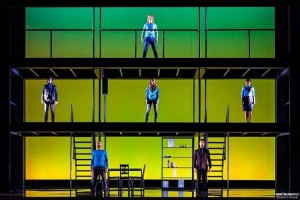 Clay Paky lights 'Next to Normal' in Italy