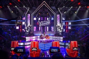 Robe equips 'The Voice Angola'