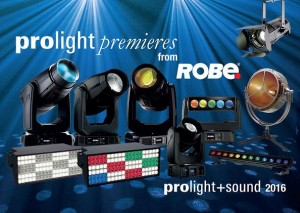 Prolight + Sound: Robe