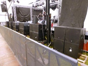 """Rock am Fichtenwald"" mit ProAudio Technology"