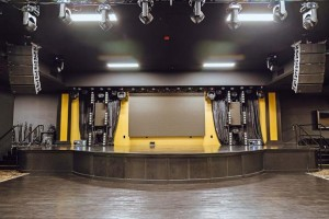 DAS Audio sound system installed at Rumba Room Live