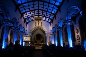 Core illuminates two venues at Art Couture Painswick