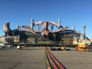 WI Creations supports Electric Daisy Carnival