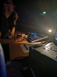 Work Pro's LightShark lighting console on tour with \'Someone Like You - The Adele Songbook\'