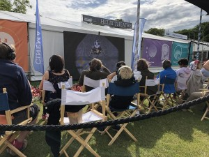 Production AV delivers audio and visuals to Cheltenham Science Festival