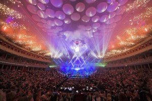 Royal Albert Hall gets spaced out with Robe