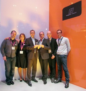 Robert Juliat receives PLASA Award for Innovation for Dalis