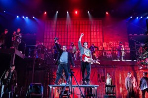 Elation supports production of 'Rent' at University of Northern Iowa