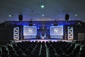 Electro-Voice ETX installed at Johannesburg's Bridge Church