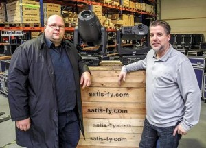 Satis&fy invests in Elation