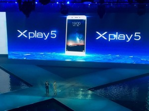 DAS Audio at the launch of Vivo Xplay5 in Beijing