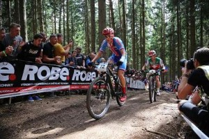 Robe equips UCI Mountain Bike World Championships