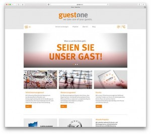 Guest-One relauncht Webseite
