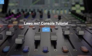 Lawo launches Online Academy for mc² console trainings