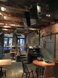 Ulysses' Folk House NYC selects DAS Audio for facility upgrade