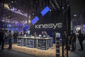 Kinesys enjoys successful Prolight + Sound