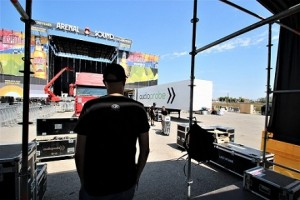Arenal Sound celebrates 10th anniversary with DAS Audio systems