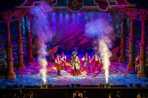 HSL supplies lighting for UK panto productions