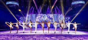 Painting with Light creates show design for Holiday on Ice 'Believe'