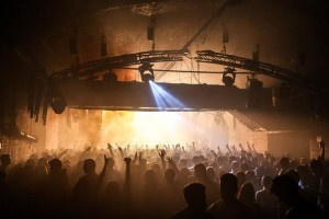 DBN creates new lighting and visual design for Warehouse Project