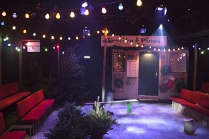 Robe DL4S Profiles illuminate stage play at Hampstead Theatre