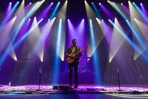 Clay Paky Mythos used on Hozier UK tour