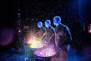 Blue Man Group switches to Robe fixtures in Las Vegas
