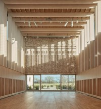 Sound Space Vision shapes Storey's Field Centre