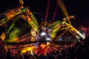 CPL invests in new projectors for Arcadia London event