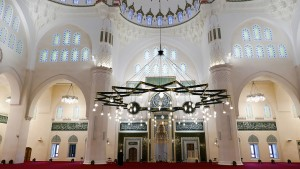 Sharjah Grand Mosque produziert mit Broadcast Solutions ME und Ross Video