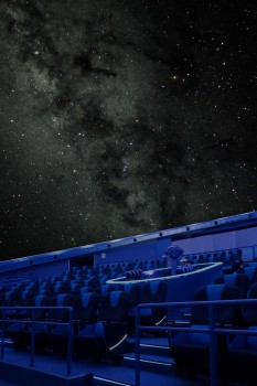 Timax reaches for the stars in Yokkaichi planetarium