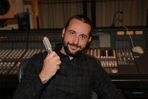 Royer Labs microphones used for 'Joy' music score