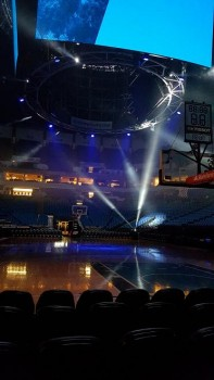 Showcore specifies Elation LED lighting for Minnesota's Target Center arena