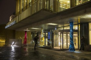Anolis fixtures illuminate art installation in Gothenburg